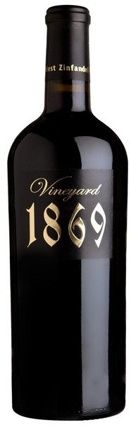 2012 Scott Harvey Vineyard 1869 Zinfandel, Amador County Image