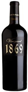 2009 Scott Harvey Vineyard 1869 Zinfandel, Amador County Image