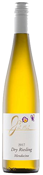2017 Jana Winery Old Vine Riesling, Mendocino County