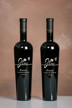 Jana Winery Cathedral Cabernet Sauvignon, Napa Valley - Library Collection