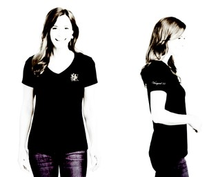Logo Shirt Ladies T