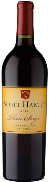 2013 Scott Harvey Three Stags Red Blend, Amador County