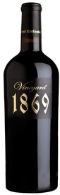 2012 Scott Harvey Vineyard 1869 Zinfandel, Amador County