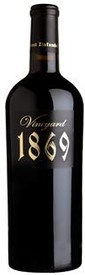 2011 Scott Harvey Vineyard 1869 Zinfandel, Amador County