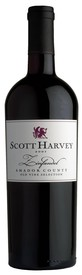 2015 Scott Harvey J&S Reserve Zinfandel, Amador County