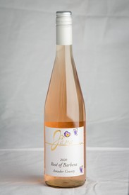 2020 Jana Winery Rose of Barbera, Amador County