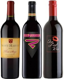 Scott Harvey Red Blends Trio