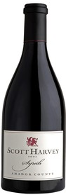 2014 Scott Harvey J&S Reserve Syrah, Amador County