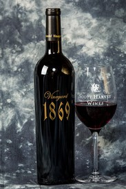 2018 Scott Harvey Vineyard 1869 Zinfandel