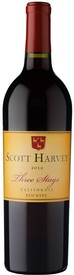 2013 Scott Harvey Three Stags Red Blend, Amador County Image