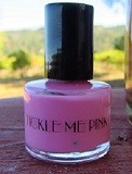 Tickle Me Pink Polish